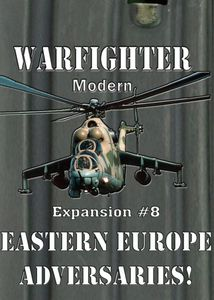Warfighter: Expansion #8 – Eastern European Adversaries