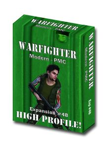 Warfighter: Modern PMC Expansion #48 – High Profile