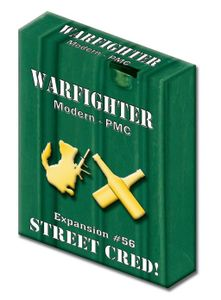 Warfighter: Modern PMC Expansion #56 – Street Cred