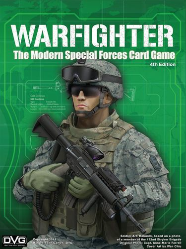 Warfighter: The Tactical Special Forces Card Game