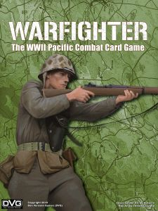 Warfighter: The WWII Pacific Combat Card Game