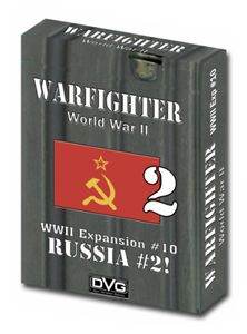 Warfighter: WWII Expansion #10 – Russia #2!
