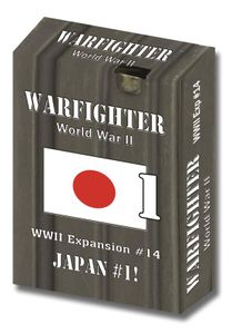Warfighter: WWII Expansion #14 – Japan #1