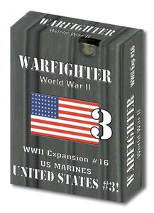 Warfighter: WWII Expansion #16 – US Marines: United States #3