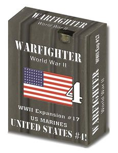 Warfighter: WWII Expansion #17 – US Marines: United States #4