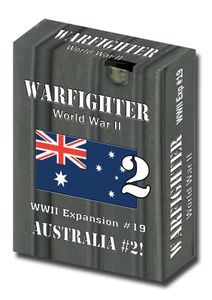 Warfighter: WWII Expansion #19 – Australia #2