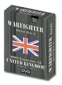 Warfighter: WWII Expansion #2 – United Kingdom!