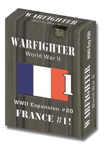 Warfighter: WWII Expansion #20 – France #1
