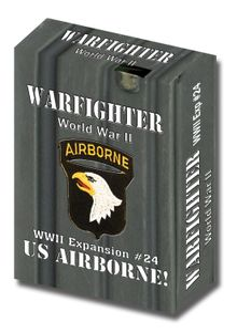 Warfighter: WWII Expansion #24 – US Airborne!