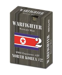 Warfighter: WWII Expansion #27 – North Korea #2