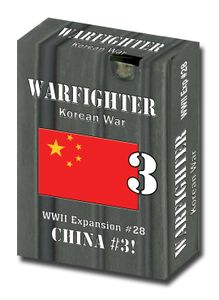 Warfighter: WWII Expansion #28 – China #3