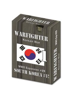 Warfighter: WWII Expansion #29 – South Korea #1