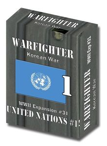 Warfighter: WWII Expansion #31 – United Nations #1