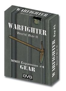 Warfighter: WWII Expansion #4 – Gear