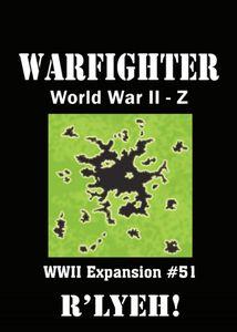 Warfighter: WWII Z Expansion #51 – R'lyeh