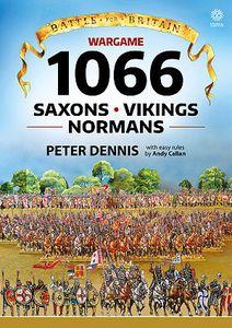 Wargame 1066. Saxons, Vikings, Normans