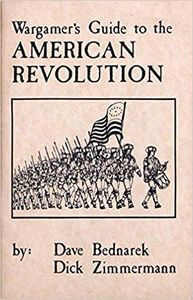 Wargamer's Guide to the American Revolution
