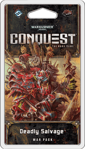 Warhammer 40,000: Conquest – Deadly Salvage