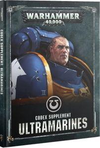 Warhammer 40,000 (Eighth Edition): Codex Supplement – Ultramarines