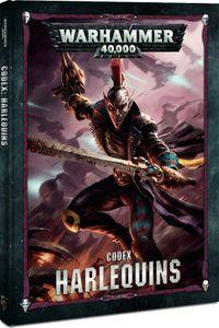 Warhammer 40,000 (Eighth Edition): Codex – Harlequins