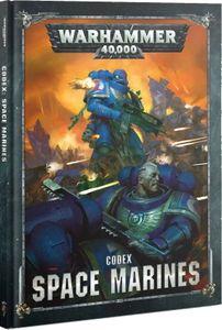 Warhammer 40,000 (Eighth Edition): Codex – Space Marines