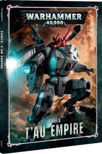 Warhammer 40,000 (Eighth Edition): Codex – T'au