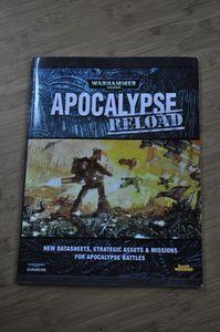 Warhammer 40,000 Expansion: Apocalypse Reload