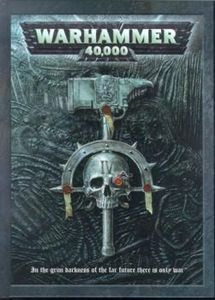 Warhammer 40,000 (fourth edition)