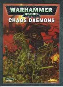 Warhammer 40,000 (Fourth Edition): Codex – Chaos Daemons
