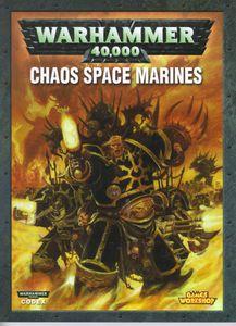 Warhammer 40,000 (Fourth Edition): Codex – Chaos Space Marines