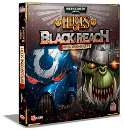 Warhammer 40,000: Heroes of Black Reach – Battleground Set #1