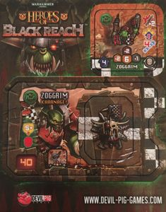 Warhammer 40,000: Heroes of Black Reach – Zoggrim the Kharnager