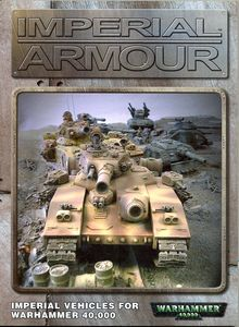 Warhammer 40,000 Imperial Armour Sourcebooks