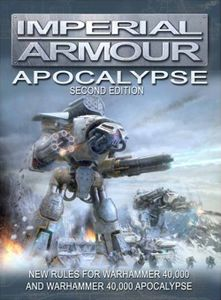 Warhammer 40,000: Imperial Armour – Apocalypse Second Edition
