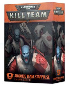 Warhammer 40,000: Kill Team – Advance Team Starpulse: T'au Empire Starter Set