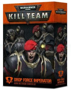 Warhammer 40,000: Kill Team – Drop Force Imperator: Astra Militarum Starter Set