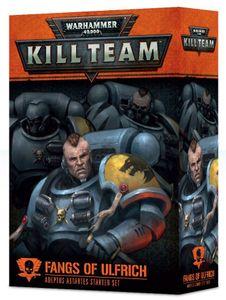 Warhammer 40,000: Kill Team – Fangs of Ulfrich: Adeptus Astartes Starter Set