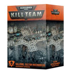 Warhammer 40,000: Kill Team – Killzone: Sector Mechanicus Environment Expansion