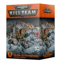 Warhammer 40,000: Kill Team – Killzone: Sector Munitorum Environment Expansion