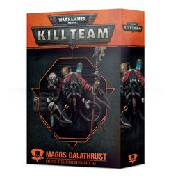 Warhammer 40,000: Kill Team – Magos Dalathrust: Adeptus Mechanicus Commander Set
