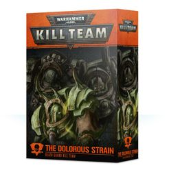 Warhammer 40,000: Kill Team – The Dolorous Strain: Death Guard Kill Team