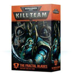 Warhammer 40,000: Kill Team – The Fractal Blades: Thousand Sons Kill Team