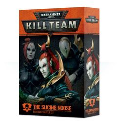 Warhammer 40,000: Kill Team – The Slicing Noose: Drukhari Starter Set