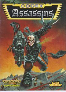 Warhammer 40,000 (Second Edition): Codex – Assassins