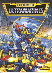 Warhammer 40,000 (Second Edition): Codex – Ultramarines