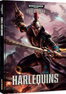 Warhammer 40,000 (Seventh Edition): Codex Eldar – Harlequins