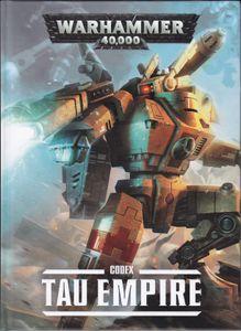 Warhammer 40,000 (Seventh Edition): Codex – Tau Empire