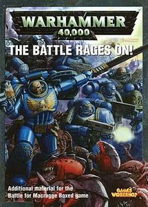 Warhammer 40,000: The Battle Rages On