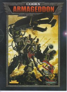 Warhammer 40,000 (Third Edition): Codex – Armageddon