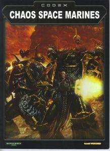 Warhammer 40,000 (Third Edition): Codex – Chaos Space Marines